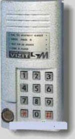 Многоабонентное переговорно-замковое устройство VIZIT-SM (домофон